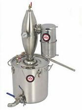 New 20-70L Home Spirits Distiller Water Alcohol Distiller Moonshine Still