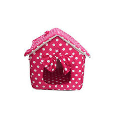 Best Small Soft Warm Pet Cat Home Sleeping Nest Pet Dog House Bed Puppy IN945