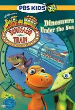 Dinosaur Train: Dinosaurs Under the Sea DVD BRAND NEW SEALED   #43