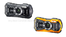 New RICOH WG-50 Digital Camera Water/Crush/Shock/Freeze/Dust Proof