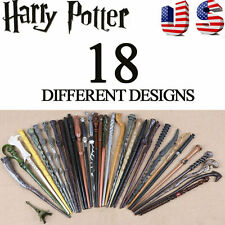 Harry Potter Hermione Dumbledore Sirius Voldemort Wand Cosplay Party Prop Wizard