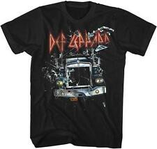 Def Leppard English Rock Band Heavy Metal Classic Rock Hard Rock Adult T-Shirt