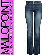 9425 Only Straight Regular Prince RIM1286 Women's Jeans Trousers blue