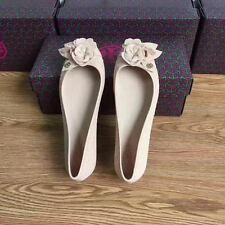 Tory Burch BLOSSOM BALLET Flat Women Shoes Ballerina Size 5 6 7 8 9 Light pink