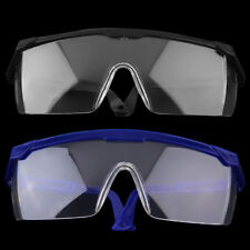 New Safety Eye Protection Glasses Goggles Lab Dust Paint Dental Industrial RB