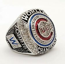 2016 MLB Chicago Cubs World Series Replica championship Ring FREE SHIPPING