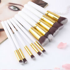 10Pcs Professional Makeup Brush Set Kits Brushes Kabuki Cosmetics Brush Tool