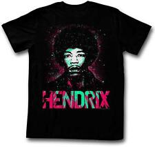 SPACEOUS Jimi Hendrix Psychedelic Rock Electric Guitarist BLUES ADULT T-Shirt