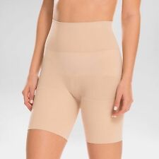 ASSETS® by Spanx® Women's Remarkable Results Mid-thigh Shaper NWT