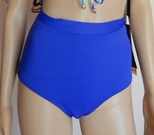 COCO REEF High Waist swimsuit Bottom S Blue Sea Small