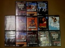 13 DIFFERENT PS2 GAMES
