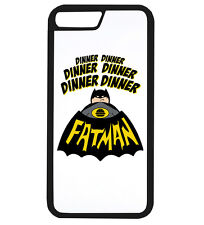 Dinner Dinner Fatman Batman Funny Dad Phone Cover Case Protector