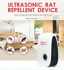 Get Rid of Bugs Tool Pest Reject Mosquito Killer Electronic Spiders Flies Reject
