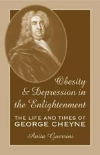 Obesity and Depression in the Enlightenment OU Press 2000 NEW SHRINK WRAP HC/DJ