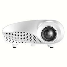 1080P Mini Full HD LED Projector Home Cinema Theater Multimedia PC USB TV AV VGA