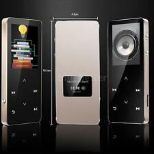 "8GB 1.8"" TFT Touch Screen Bluetooth HiFi MP3 Music Player TF Card FM Radio U8X5"