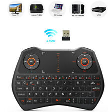 RII Mini I28 2.4GHz Wireless Keyboard with Mouse Touchpad and Backlit (CE/FCC)