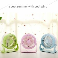 Mini Cool Fan Cute And Lovely Fan Fast Cooling USB Charging Fan With SprES