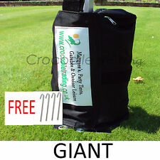 4 Sandbag Weights, Weighted Feet For Easy Up Gazebos, Awnings, Marquees, Marquee