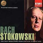 BACH STOKOWSKI CD EMI FULL DIMENSIONAL SOUND Remaster