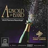 Arnold For Band World Premier Recordings Dallas Wind Sym Jerry Junkin HDCD