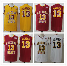 James Harden #13 Arizona State University College NCAA Basketball Men Jersey