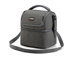 Sanne Compartment Insulated Bag Cooler Lunch Box Tote School Work Picnic Thermal