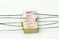 Power Resistors 0.15 Ohm, 5%, 5 W Wire Wound Axial Ceramic Power Resistors 4pc