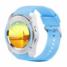 V8 Bluetooth Smart Wrist Watch GSM Phone For Android Samsung Apple iOS iPhone