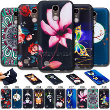 Cute Cover Fashion Gel Back Protective Soft TPU Case Rubber Skin For Motorola LG