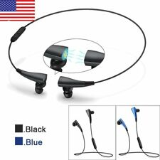 Bluetooth Headsets V4.1 Magnet Circle Wireless Stereo Earphones Headphone US New