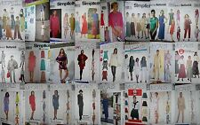 BARGAIN #4 CHOOSE A PATTERN $.99 - 2.50 dress skirt pant jacket skort EZ sz 4-18
