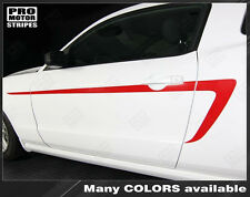 Ford Mustang Side Accent Stripes Decals 2010 2011 2012 2013 2014 Pro Motor