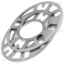 2/4 X 5MM ALLOY WHEEL SPACERS SHIMS SPACER UNIVERSAL 4 AND 5 STUD FIT