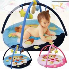 Baby Toys Monkey Educational Crawling Activity Mat Play Gym Carpet Puzzle Mat