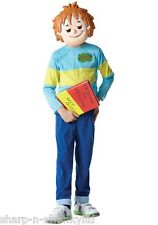 Official Licensed Boys Horrid Henry Book Day Week Fancy Dress Up Costume Outfit