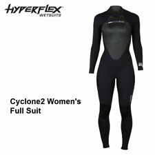 HyperFlex Cyclone2 Women's Full Suit 3mm Wetsuit Dive Wear