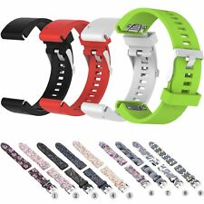 Replacement Wrist Band Silicone Watch Band Strap for Garmin Fenix 5S/5S Sapphire