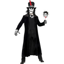 Adult Mens Deluxe Voodoo Witch Doctor Halloween Fancy Dress Costume Outfit 30403