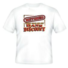 NOVELTY T-shirt Retired Now Give Me My Discount