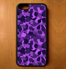 Phone Case Army Camo Camouflage Print Pattern iPhone 4 5 6 7 Plus Galaxy S6 S7 S