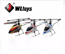 WLTOYS V911 4G-Stone 2.4GHz Single Blade Gyro Outdoor RC Mini Helicopter