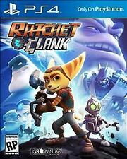 Ratchet and Clank (Sony PlayStation 4, 2016) PS4