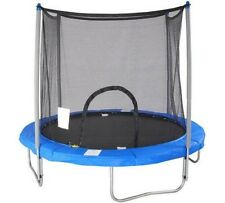 Airzone 8' Trampoline Combo, Blue