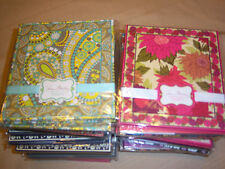 VERA BRADLEY FORGET ME NOTS 200 STICKY NOTES & TABS IN A TABLET BACK TO SCHOOL