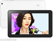 "Android 4.4 9"" WVGA Screen Tablet PC A33 Quad Core 1.3GHz 8GB OTG Bluetooth 2MP"
