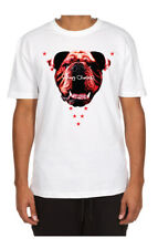 """Play Cloths White """"Red Bully""""T-Shirt"""
