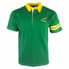 BrandCo Springboks South Africa SS Rugby Jersey