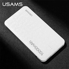 5000mah 10000mah Dual USB External Battery Charger Power Bank for iPhone Samsung