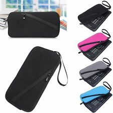 Soft Hand Case for Graphing Calculator Texas Instruments TI-84 83 85 89 Plus CE
